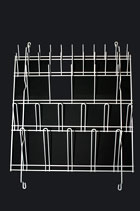 wall mounted draining rack - Cider Making Supplies, Spirit Distillation Supplies and Brewing Supplies