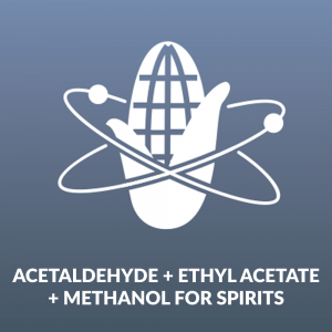 Acetaldehyde and Ethyacetate and Methanol - Spirit Distillation and Spirit Testing Kit