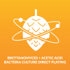brettanomyces and acetic acid bacteria culture direct plating - Beer Brewing and Beer Testing Kit