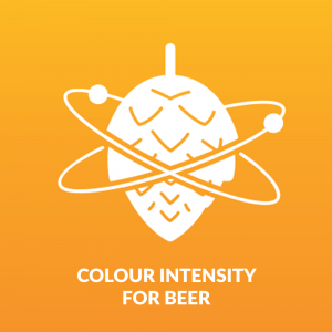 Beer colour intensity - Beer Brewing and Beer Testing Kit