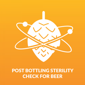 Post Bottling Sterility Check - Beer Brewing and Beer Testing Kit