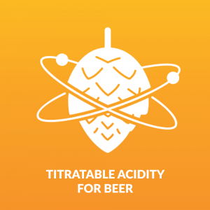Titratable Acidity - Beer Brewing and Beer Testing Kit