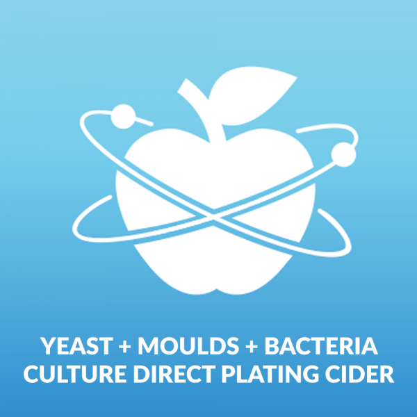 Yeast Moulds Bacteria - Cider Making and Cider Testing Kit