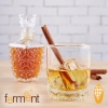 Whiskey in a glass, for spirit making and distillation
