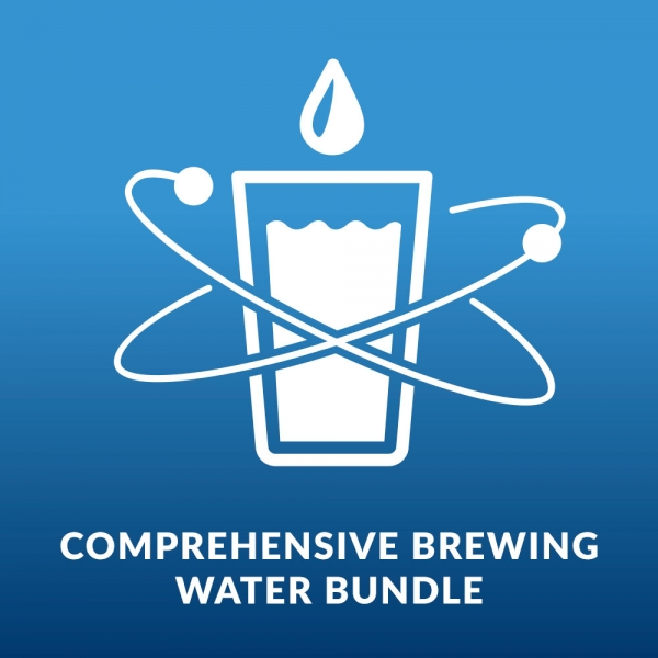 Comprehensive Brewing Water Testing Bundle